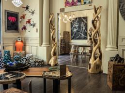 Boutique décoration galerie art Métis Bordeaux