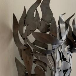 Dohk artiste sculpteur métal