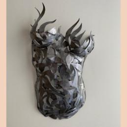 Aphrodite II - Dohk metal art