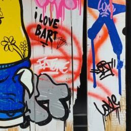 Fat, Bart tag 2020, street art,