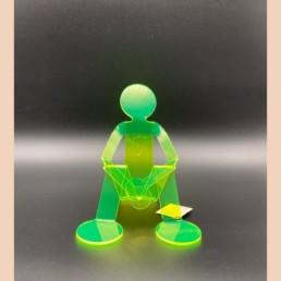 Be dreamer 1 - Zed - acrylique