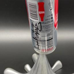 Splash it Coca all - 2 fast - Street art
