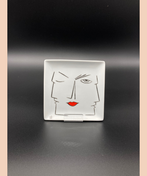 CoupelleB - lyne fromiga - porcelaine