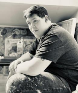 FAT, artiste, oeuvre en vente en ligne, métis bordeaux