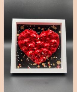 heart-skull - VL- rouge