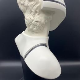 STORMTROOPER DAVID - Ian Philip - pièce unique - buste de David