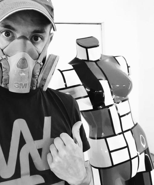 Ian-Philip, artiste, oeuvre en vente en ligne, métis bordeaux, boutique d'art