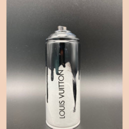 Bombe Vuitton WB - VL - STREET ART 2020
