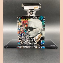 LoveKarl - Fred Meurice - Chanel n5