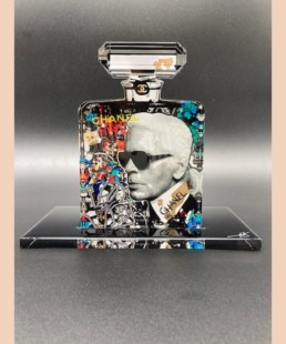 LoveKarl - Fred Meurice - Chanel n5