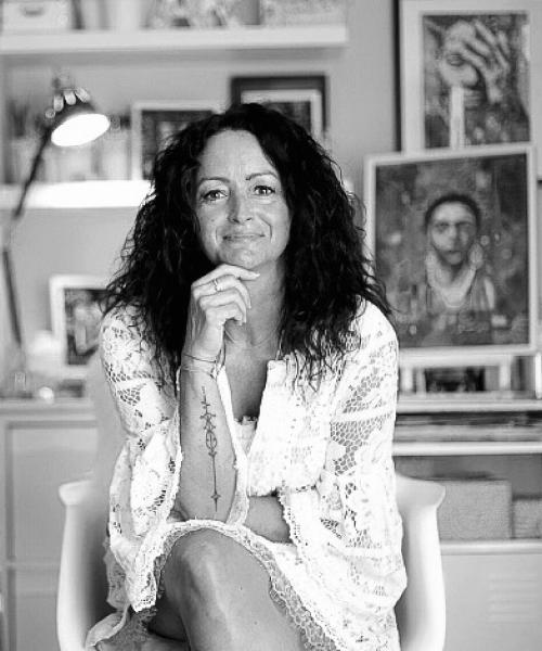 nathalie molla, artiste, oeuvre en vente en ligne, métis bordeaux