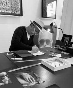 Pierre-Yves Dayot, artiste, achat de ses oeuvre en ligne - métis bordeaux