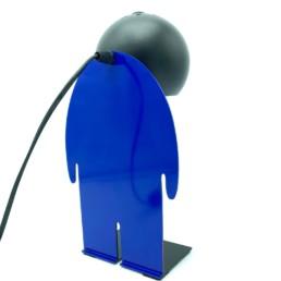 Petit Toto Design bleu - ToTo - lampe