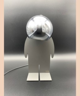 Petit ToTo Gris - ToTo - lampes