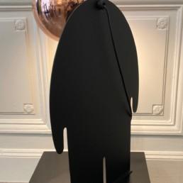 toto noire cuivre - toto - lampe
