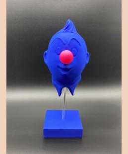 Tintinade Bleu Klein - Di Lorenzo