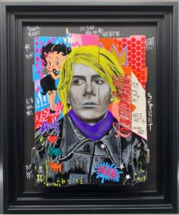 Andy - Nathalie Molla - street art 2020