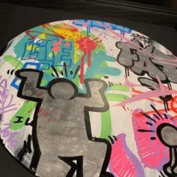 fat keith, oeuvre street art 2020