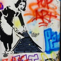 fat artiste street art
