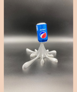 splash it Pepsi alu - 2Fast - street art