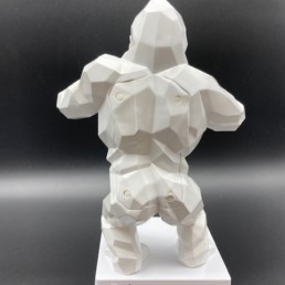 Kiwikong blanc - orlinski - enceinte - chargeur - valise