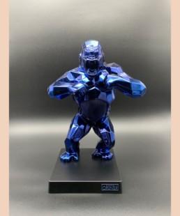 Kiwikong bleu - Orlinski - edition limitée