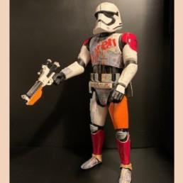 STORMTROOPER - nathalie zelman - star wars -