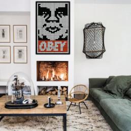 OBEY GIANT - oliver ney - shepard fairey - street art