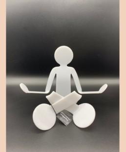 FLEXO ZEN 2 - ZED - acrylique - oeuvre d'art numérotée