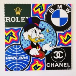 PICSOU - FOV -POP ART _ CHANEL _ PANAM