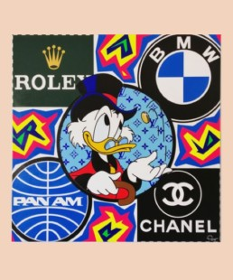 PICSOU - FOV -POP ART _ CHANEL _ PANAM