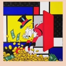 PICSOU VUITTON - fov - pop art
