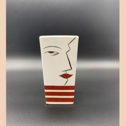 V1a - vase lyne fromiga - pièce unique
