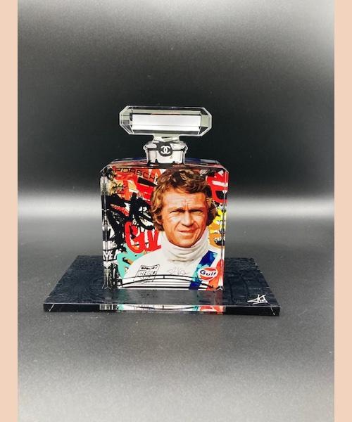 STEVE MCQUEEN - Fred Meurice - flacon Chanel numéro 5