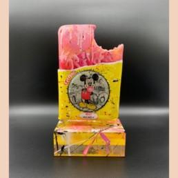 MALABART MICKEY - rakel wajnberg - pièce unique