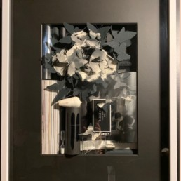 VANITES - pierre Yves dayot - tableau vanités - pièce unique
