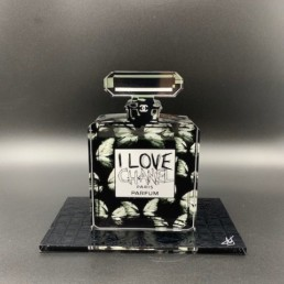 I LOVE KARL - fred meurice - chanel parfum n°5
